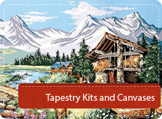 Tapestry Kits and Canvases